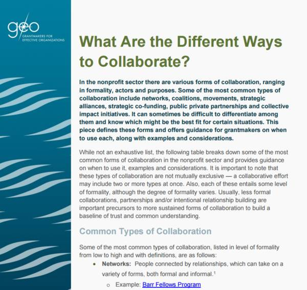 ways to collaborate with different individuals Introductory engineering design 39 chapter 6 teamwork and working in teams introduction as industrial processes and systems have become more complex, teams—not individuals—.