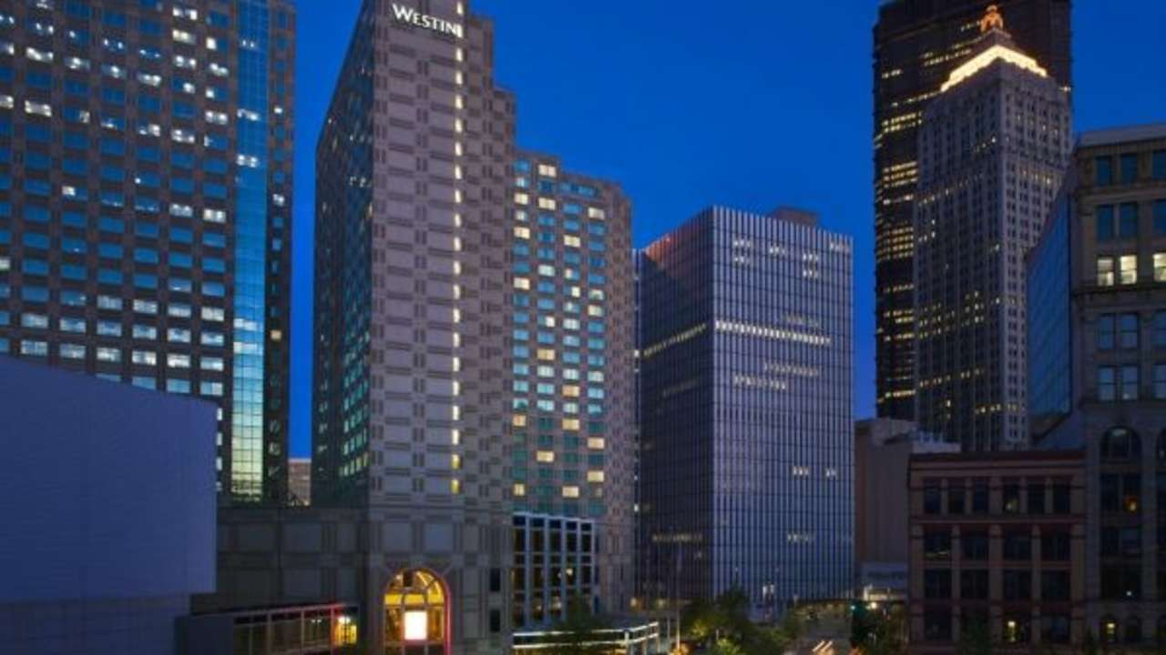 The Westin Pittsburgh, site of the Leading Change Conference 2017