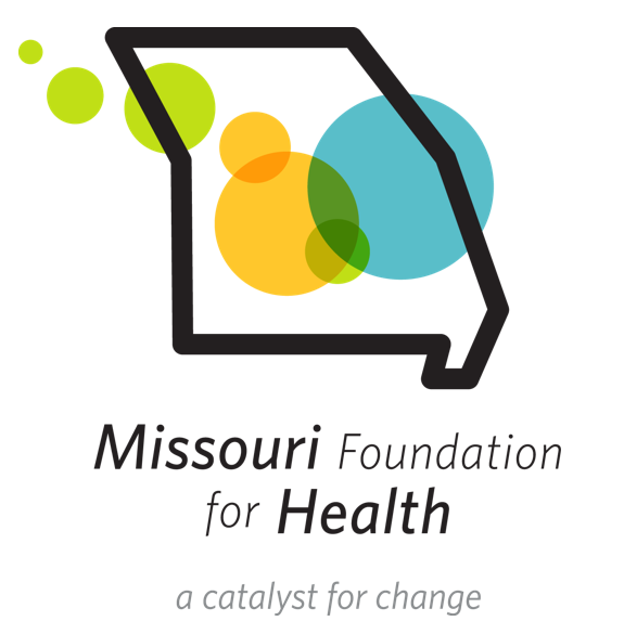 The logo of Missouri Foundation for Health