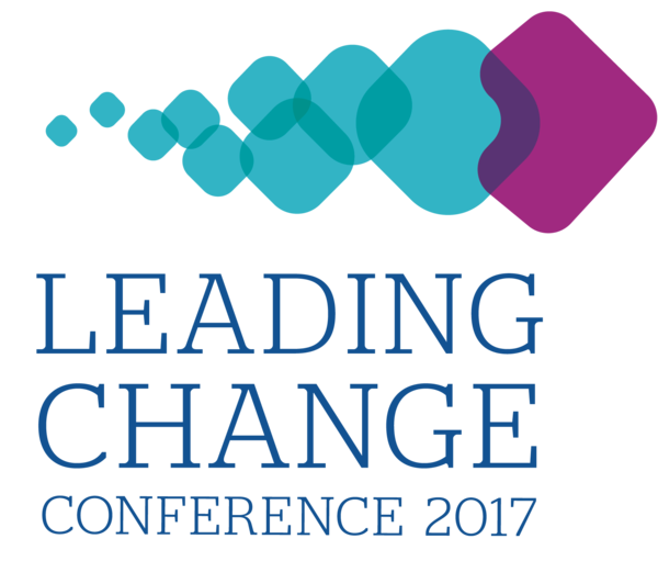 Leading Change Conference 2017 Logo