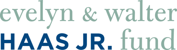 Evelyn and Walter Haas, Jr. Fund Logo