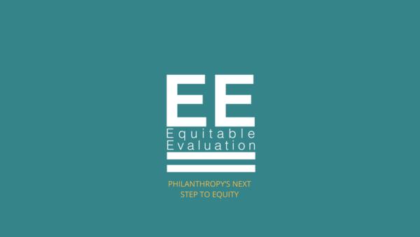 Equitable Evaluation Initiative Logo