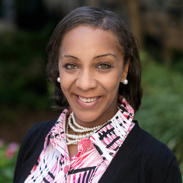 Joi Ridley, Director of Communications and Marketing, GEO