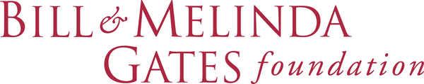 Logo for the Bill and Melinda Gates Foundation.