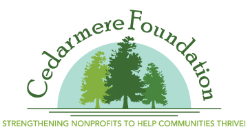 Logo for Cedarmere Foundation.