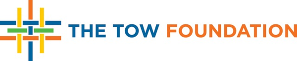 Logo for the Tow Foundation.