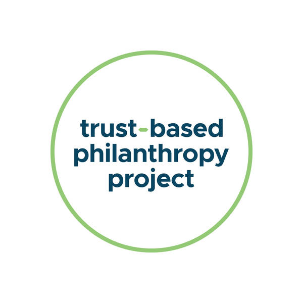 Trust-based Philanthropy Project