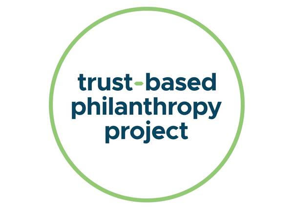 Trust Based Philanthropy Project logo